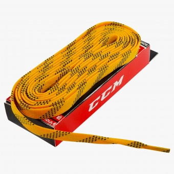 1100_1100_1_CCM-HOCKEY-LACES-YELLOW-WAX3